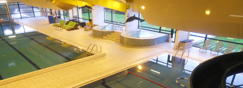 Spadium de saint renan en finist re 29 complexe for Piscine saint gregoire